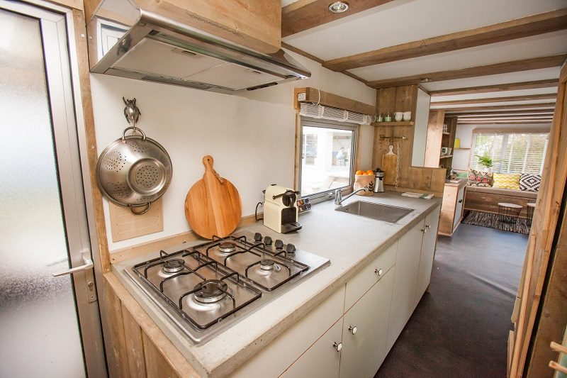 STOERbuiten gerenoveerde keuken