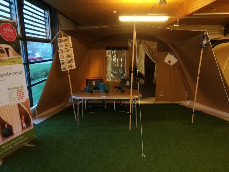 Villa Ti Amo - glamping tent