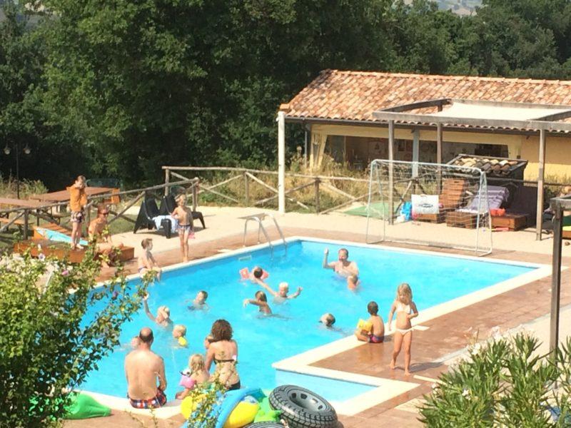 Villa Ti Amo zwembad