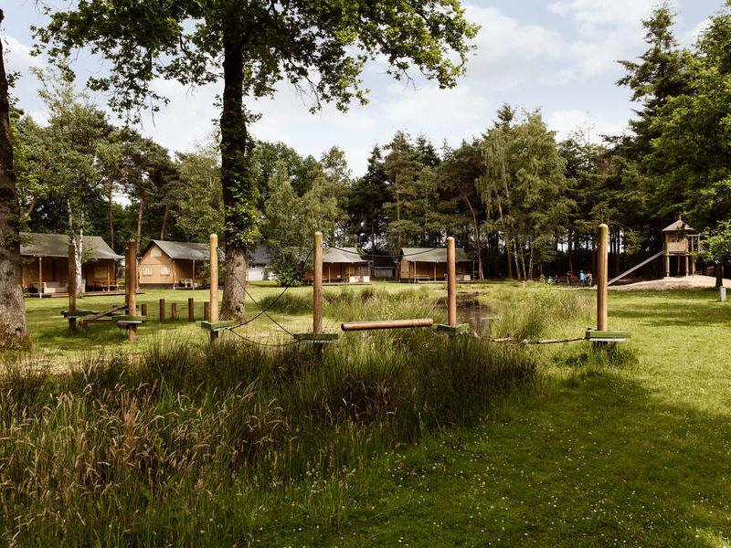 Veld tentlodges - RCN de Flaasbloem, Glamping.nl