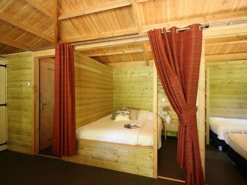 Slaapkamer hooiberg
