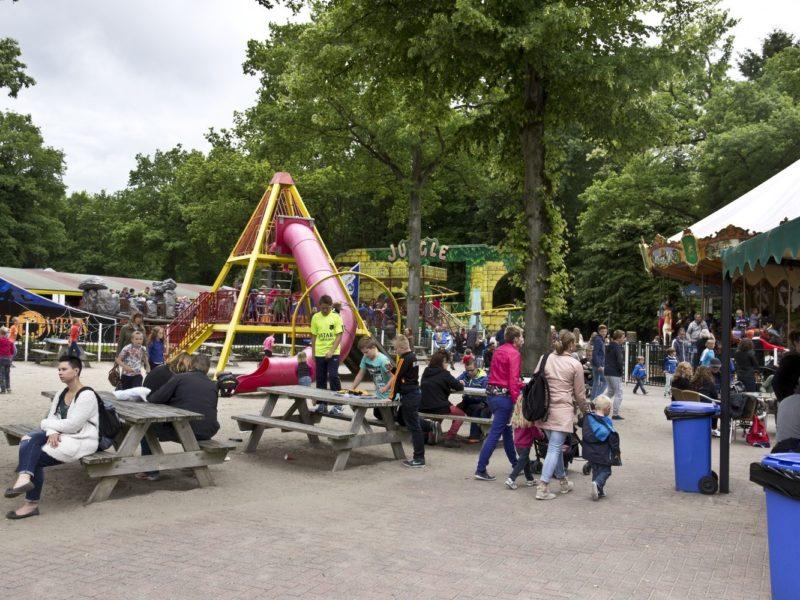Vakantiepark Drouwenerzand - attractiepark 2 - glamping