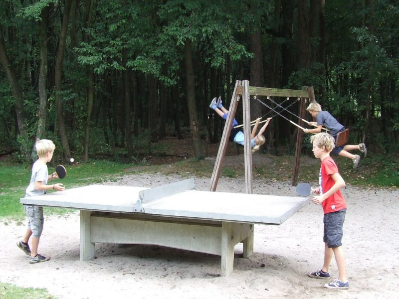 Vakantiepark Drouwenerzand - speeltuin kinderen - glamping