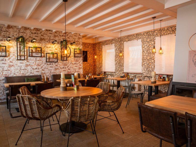 Restaurant - Val d'or - Glamping