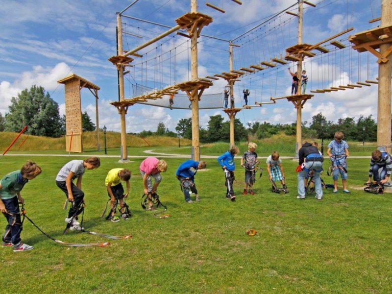 Glamping - Vakantiepark De Krim - speelpark