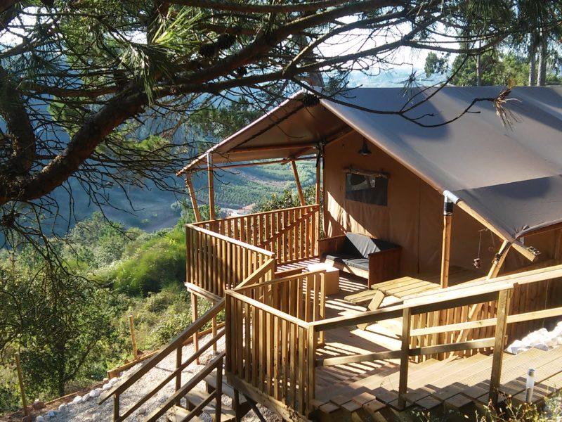 Quinta Japonesa - Safaritent Casa Matsu