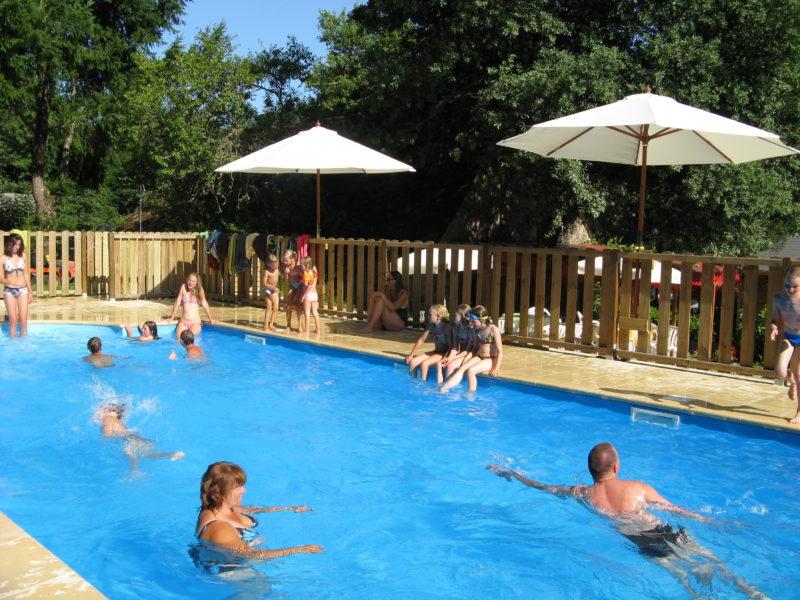Chantegril zwembad