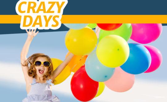 Crazy Days met volop glamping bij Vacanceselect!
