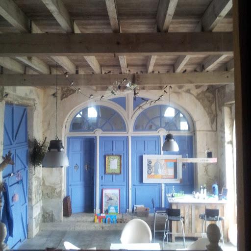 Glamping - La Vieille Ecole - huis, binnen
