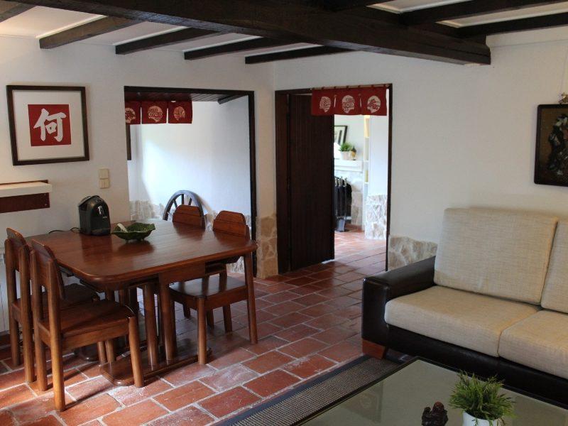 Casa Antiga interieur - Quinta Japonesa