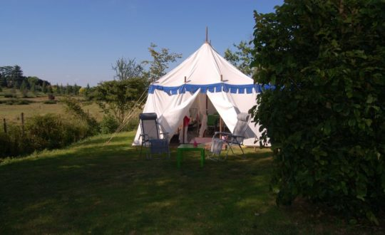 La Vieille Ecole - Glamping.nl