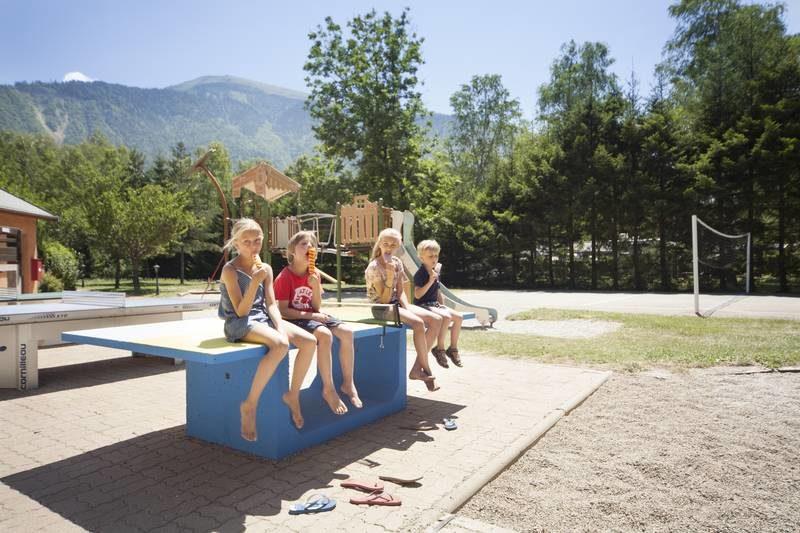 Kids vermaak - RCN Belledonne, glamping.nl