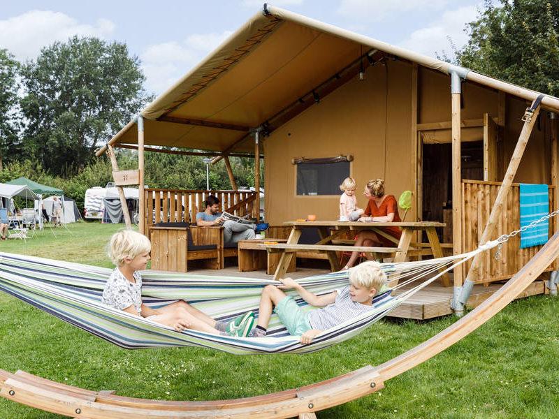 Safaritent - RCN Zeewolde, glamping.nl