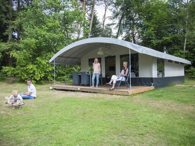 Tentvilla - RCN Het grote bos, Glamping.nl