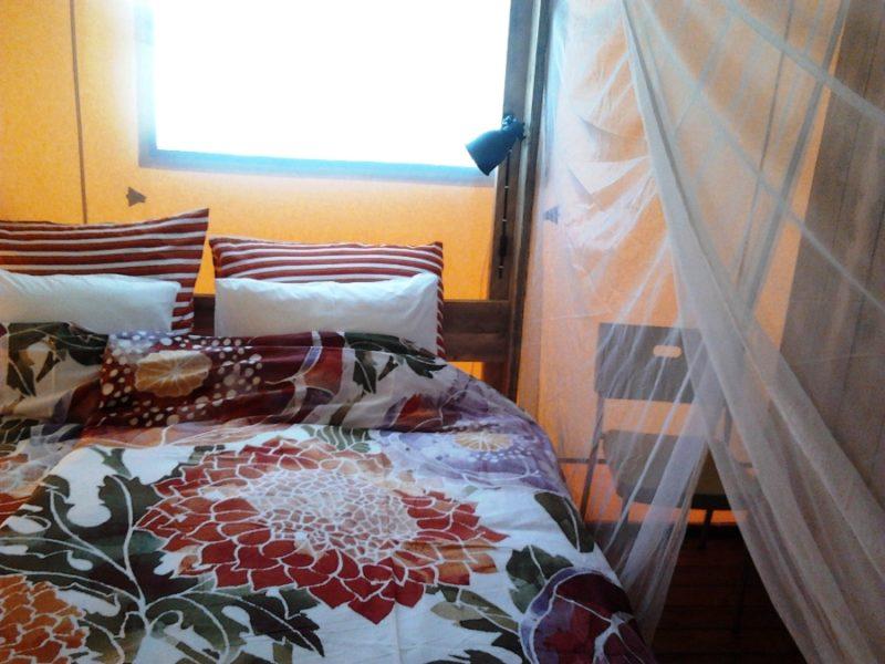 Casa Matsu slaapkamer - Quinta Japonesa