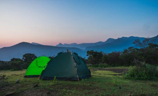 Het verschil tussen kamperen en glamperen