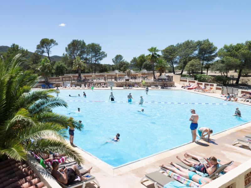 Domaine de la Noguière - zwembad