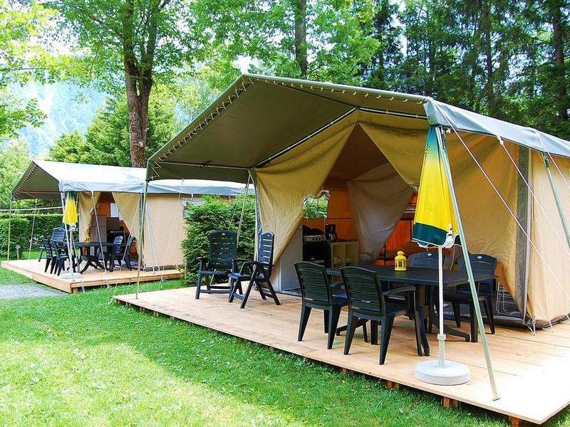 Safaritent - RCN Belledonne, glamping.nl