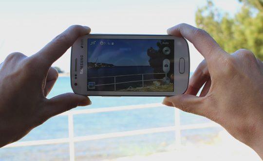 5 tips voor vakantiefoto's met je smartphone