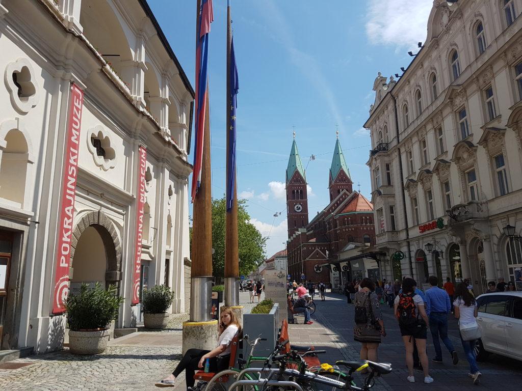 Architectuur Maribor - Glamping in Slovenië