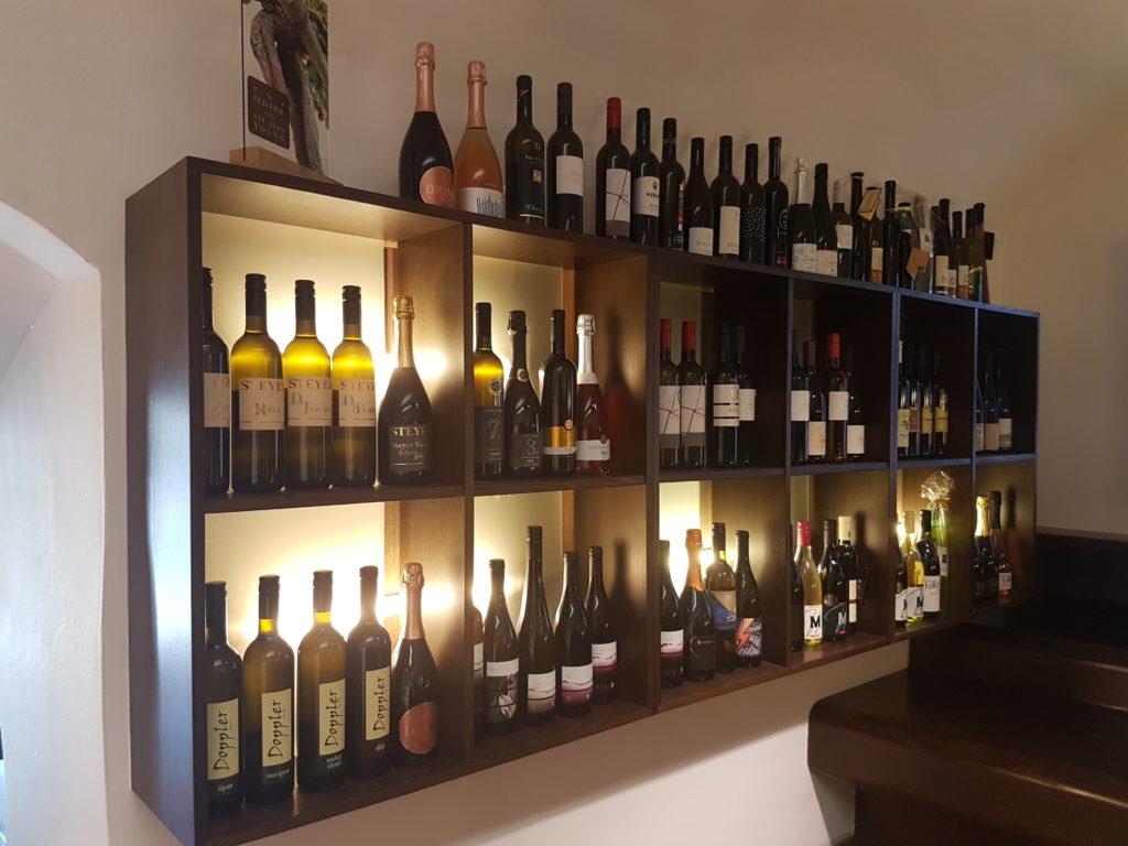 wijn proeven - glamping in Slovenië