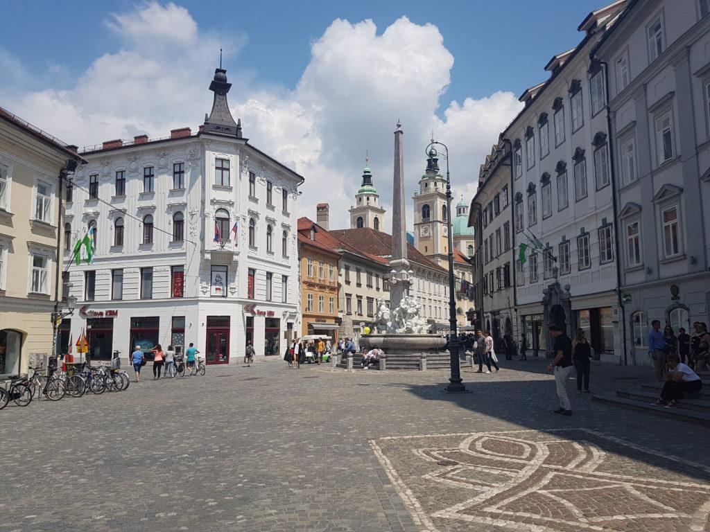Ljubljana - Glamping in Slovenië