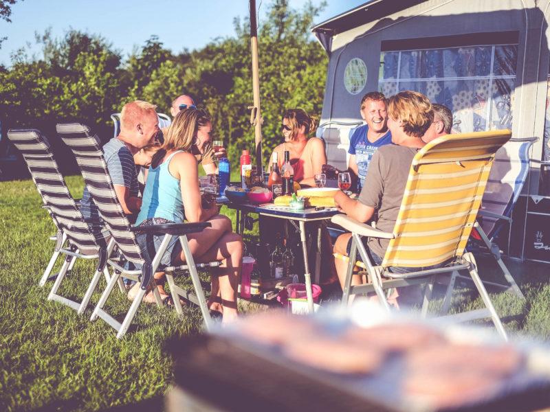 Familiecamping de Belten - Glamping - Gezelligheid