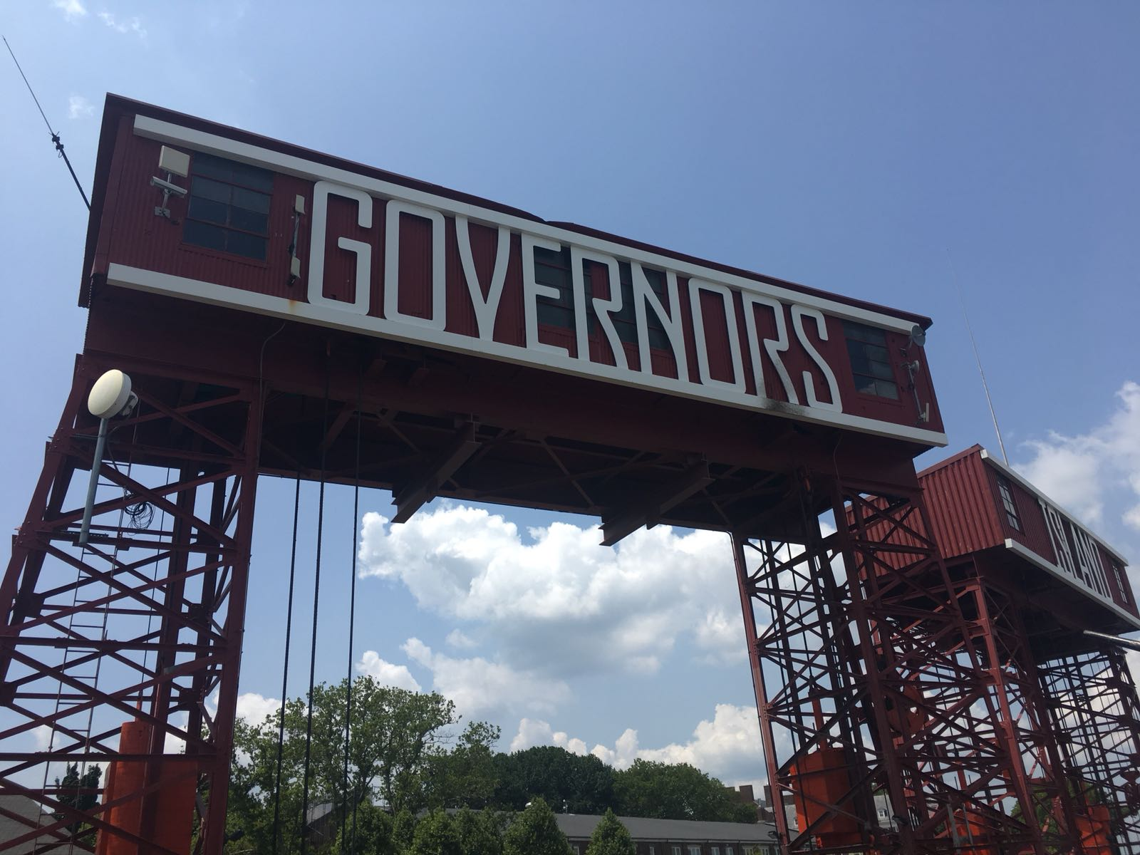 Governors Island - Glamping