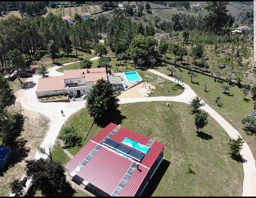 Quinta do Castanheiro - Glamping - de natuurlijke omgeving