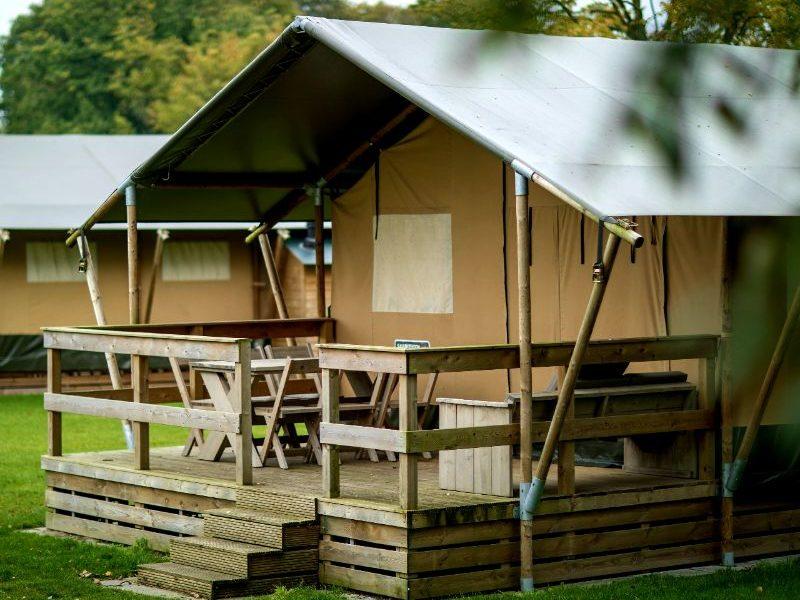 Quinta do Castanheiro - Glamping - safaritent