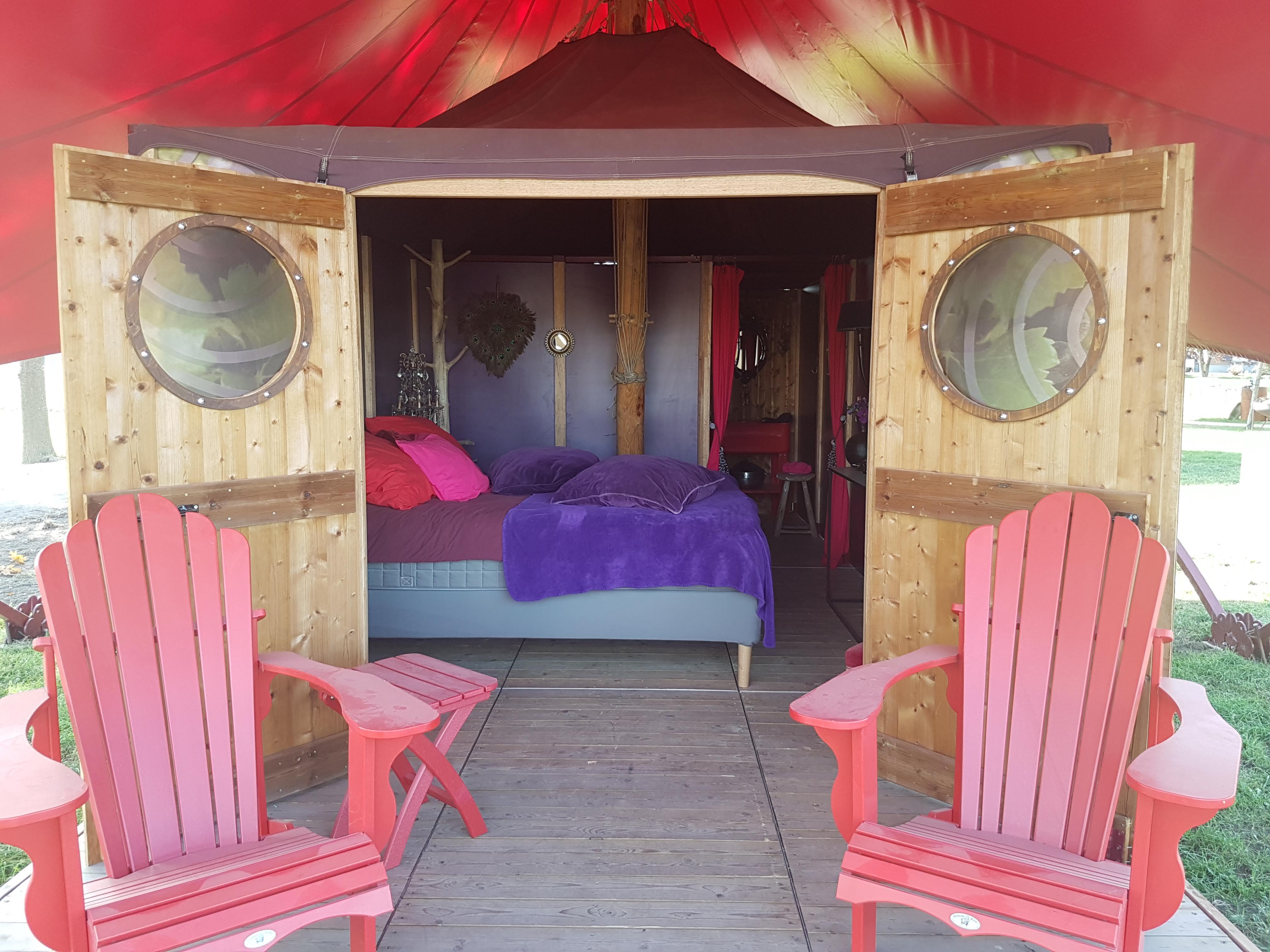 Dormer Cabin Ensuite