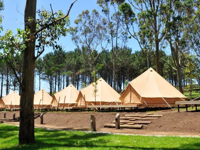 luxe tenten