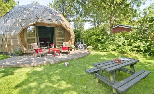 Delftse Hout - Glamping.nl