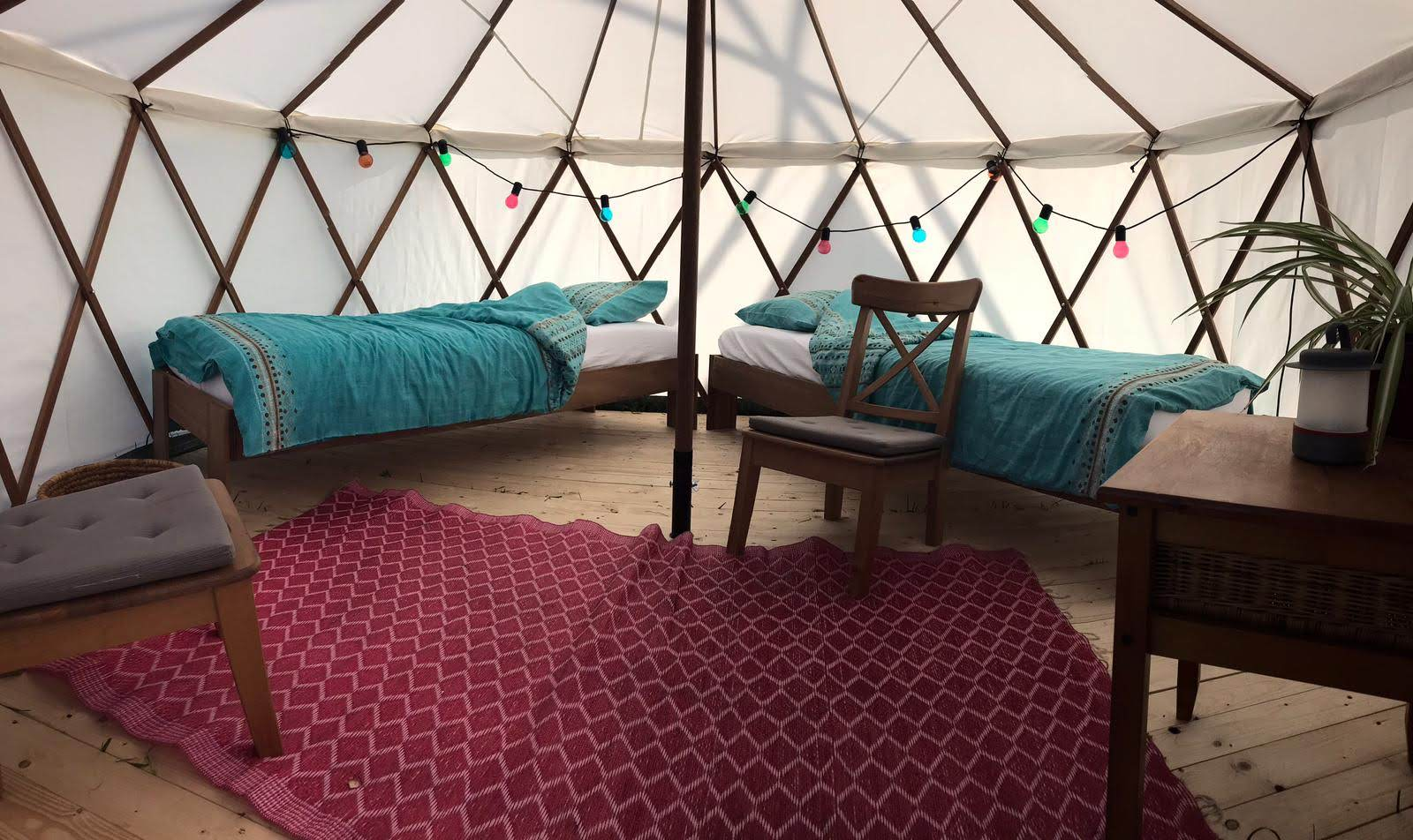 Yurt - Campsolutions - Glamping - Glampspiration