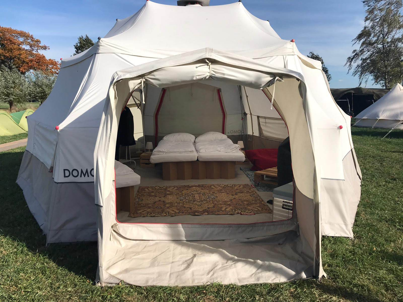 Domo - Glampspiration - Campsolutions - Glamping