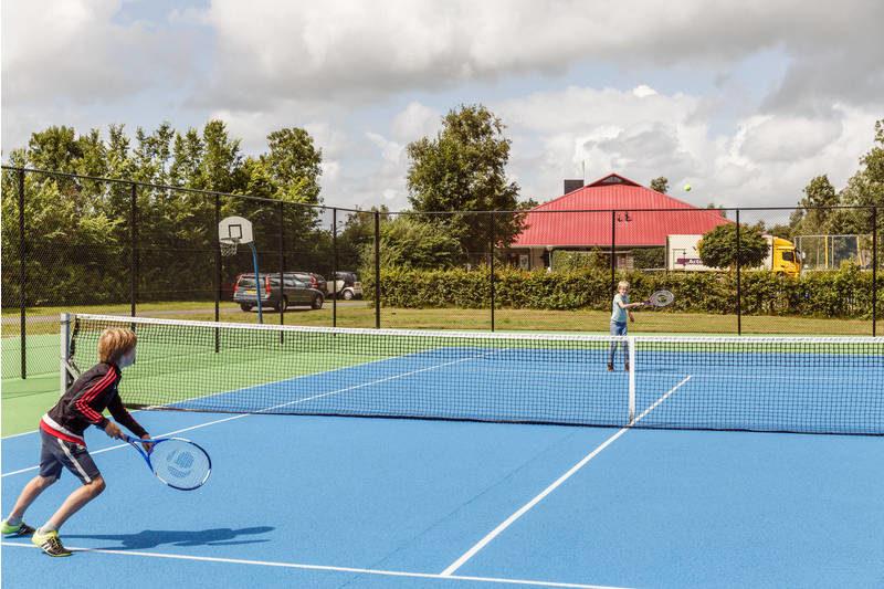 Tennisveld - RCN de Potten, Glamping.nl