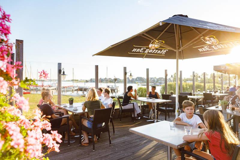 Restaurant - RCN de Potten, Glamping.nl