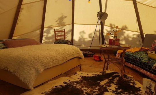 Nomad Xperience - Glamping.nl