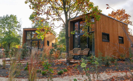 Tiny houses als woning of vakantiebestemming?