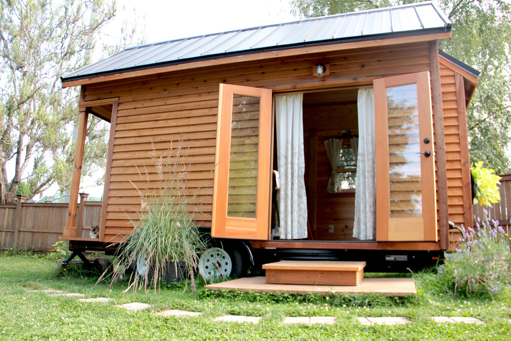 Tiny House glamping