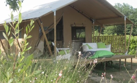 Eco Lodge - Glamping.nl