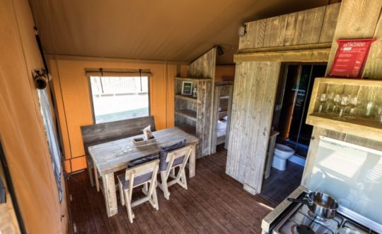 Borken am See - Glamping.nl