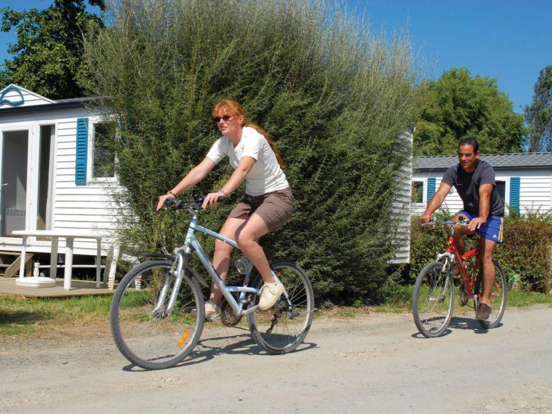 Glamping - La Baie du Kernic - fietsen huren