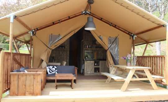 Lac du Causse - Glamping.nl