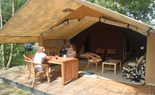 Le Vieux Port - Glamping.nl