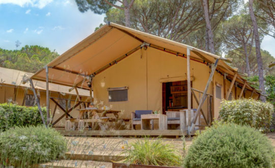 Le Col Vert - Glamping.nl