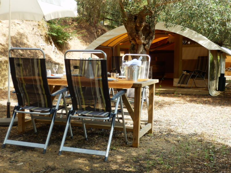 DivaCamp - Terras Canvas Lodge - Glamping