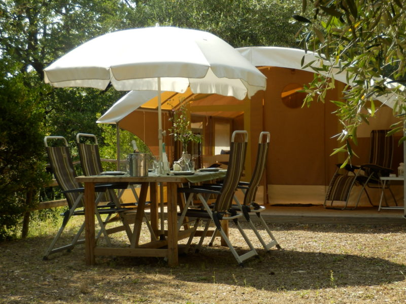 Canvas Lodge - DivaCamp - Glamping