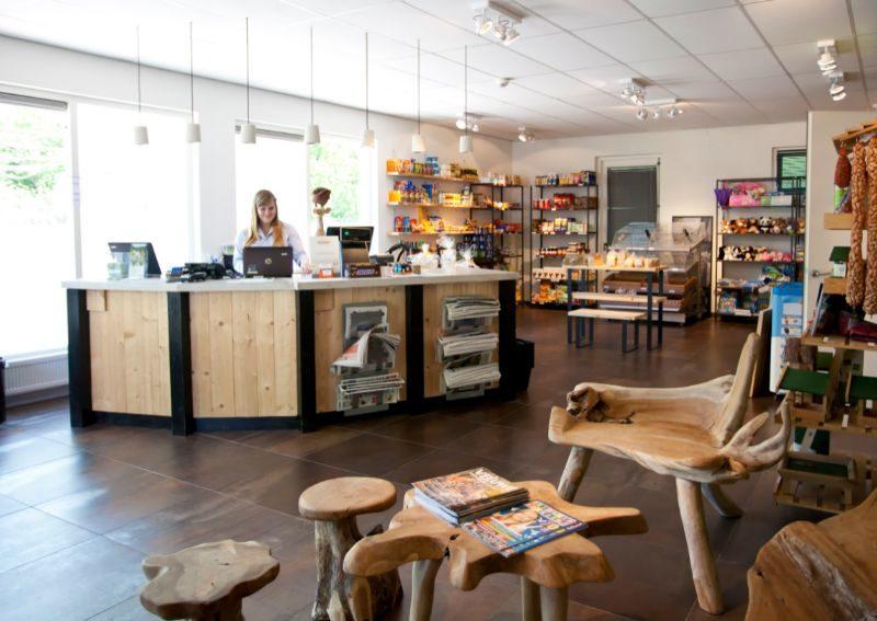 Supermarkt - DroomPark Hooge Veluwe, glamping.nl