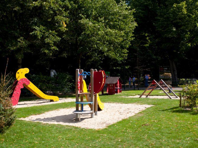 Speeltuin kids - DroomPark Hooge Veluwe, glamping.nl